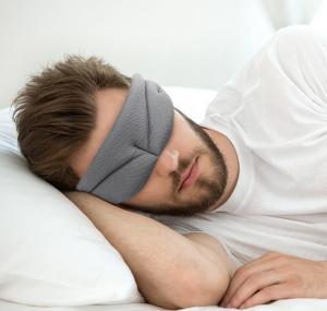 Quality Sleeping Eye Mask Nylon 2018 high quality eyemask Russia for sale