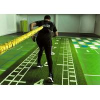 Buy UV Resistant Gym Artificial Turf Measurable Gym Flooring Turf For Fitness Track at wholesale prices