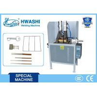 Quality Iron Wire Butt Welding Machine Round Iron Ring New Condition CE/CCC/ISO Standard for sale