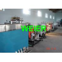 Quality Paralle Twin Screw PET Strapping Band Machine , PET Extruder Machine 300kg/h for sale