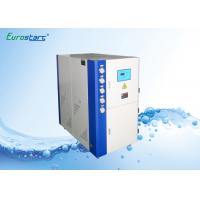 Quality Cabinet Type Water Cooled Water Chiller Small Chiller Units With R407C Gas for sale