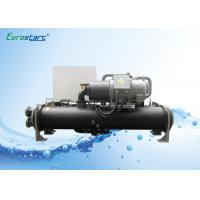 Quality Super Energy Saving Centrifugal Water Cooled Chiller , Water Cooled Chiller for sale