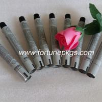 Quality Empty cosmetic aluminum tube for lip cream for sale