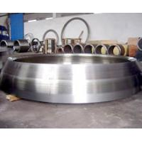 Buy Heat treatment Special Steel Forgings / High Performance Precision Heavy Forged Ring at wholesale prices