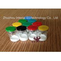 Quality Protein Peptide Hormones Lyophilized Powder Peg Mgf White Lyophilized Powder for sale