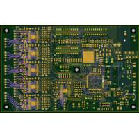 Quality 8-Layer Multilayer Industrial pcb board FR-4 , CEM-1 , CEM-3 base and PCB assembly service for sale