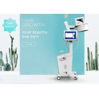 650nm Diode Laser Hair Restoration Machine With 8 Inch Multi Color Touch Screen CE Approved