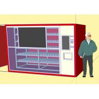 China Shop Super Storage Snack Vending Machines With Elevator System , Interactive & Control Software on sale