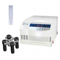Quality Low Noise Lab Oil Centrifuge Machine HT10 / Adjustable Speed  and temperature Centrifuge For Oil for sale