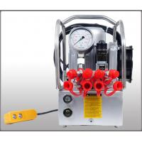 China Hydraulic Torque Wrench Power Pack , Small Electric Torque Wrench Pump on sale