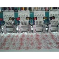 Buy cheap Tai Sang embroidery machine vista model 917( 9 needles 17 heads flat embroidery from wholesalers