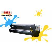 China Roll To Roll Sublimation Heater With Far Infrared Ray For Fabric High Efficiency on sale