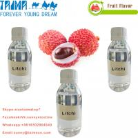 Buy Concentrated Fruit Flavoring Tobacco/Mint Aroma Liquid Food Grade Litchi Flavors at wholesale prices