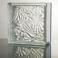 Quality Ice Flower Glass Block (IFGB) for sale