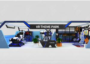 Quality Virtual Reality Interactive Gaming Center VR 9d Theme Park for sale