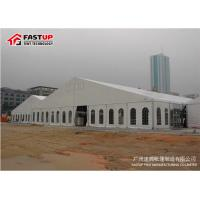 Buy cheap Contemporary Outside Wedding Tents , Flameproof Clear Wedding Tent OEM Available from wholesalers