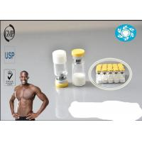 China Body Building Peptide Cjc 1295 Dac Human Growth Peptides Increases Protein Synthesis Powder on sale