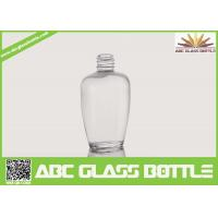Buy Perfume Use And Screw Sealing Type Empty Clear Glass Bottle at wholesale prices