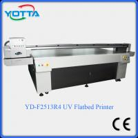 Quality 3D lenticular uv printing machine with best Ricoh Gen4 print head, uv printer price for sale