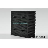 "Quality Nylon Bristles 1.6"" POLY - ROUND FOOT - BLACK , Especially Suitable For Cutting Machine for sale"