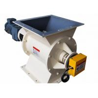 High Temperature Resistant Electric Rotary Valve Feeding Powder Engineering for sale