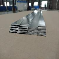 Quality 3003 3102 Aluminium Industrial Profile Microchannel Extrusions Tubing For Heat Exchangers for sale