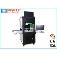 Buy cheap 20W Fiber Laser Marking Machine Raycus IPG Marking On Plastic from wholesalers