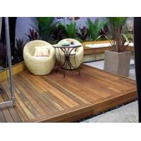 Quality Waterproof carbonized Outdoor Decking Flooring for sale