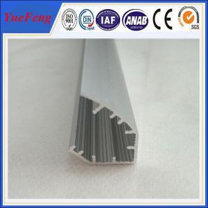 Quality 6061/6063 aluminium profile cover strip/aluminium profile for led strips for sale
