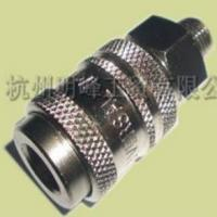Quality nickel-plating European market ZG1/2M universal quick coupler pneumatic part for sale