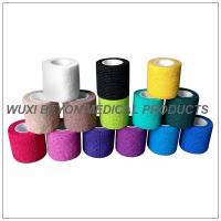 Quality Cohesive Bandage Elastic Premium Quality Hand Tearable For Human Vet And Sports for sale