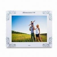 Quality 8-inch Digital Photo Frame with 800 x 600 Pixels High-resolution and Gravity Sensor Function for sale