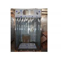 Quality Pharmaceutical Weighing Booth With Pressure Gauge , Stainless Steel 201 / 304 for sale