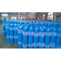Quality Customized Seamless Steel Compressed Gas Cylinder 8L - 22.3L ISO9809-3 for sale