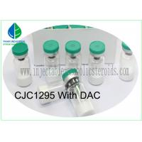 Buy Medicine Grade Injectable Peptides CJC-1295 With DAC White Lyophilized Powder at wholesale prices