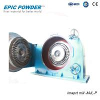 Quality Micron Pin Grinding Machine , Soapstone Kaolin Pepper Pin Mill Grinder for sale