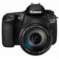 Quality Canon EOS 60D Digital SLR Camera with Canon EF-S 18-200mm IS lens for sale