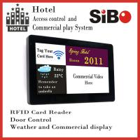 China SIBO 7 Inch Wall Mounted Android Touch Screen Tablet PC For Home Installation on sale