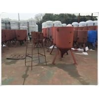 Buy High Pressure Horizontal Compressed Air Receiver Tank For Water Treatment System at wholesale prices