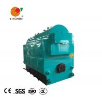 Quality Fuel Biomass Fired Steam Boiler for Food Processing Steam Making Industry for sale