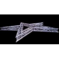Quality Environmental Five Star Aluminum Lighting Truss , Unique Lightweight Steel Truss for sale