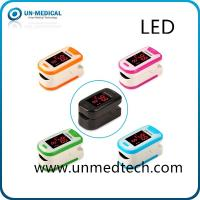 Buy cheap Factory cheap price LED display fingertip pulse oximeter with different color from wholesalers
