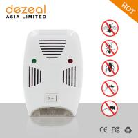 China Dezeal DZ-201 Amazon hot sale ultrasonic pest repeller for mice mouse insects ants cat on sale