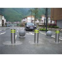 Quality Heavy Duty IP68 Dia 324mm Automatic Rising Bollards For Hospitals / Airports for sale