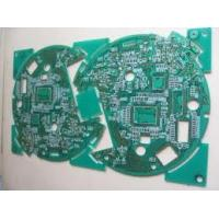 Quality FR-1 , FR-2 , CEM-3 FR4 1.6mm double sided pcb 1 OZ copper circuit boards for sale