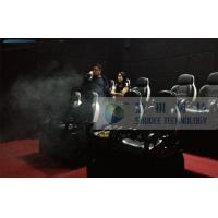 Quality 8 Seats 7D Cinema System With Smoke Effects And Audio System for sale