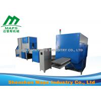 Quality Automatic Pillow Stuff Cotton Filling Machine Accurate And Stable Weighting System for sale
