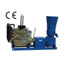 Quality Diesel Flat Die Feed Pellet Mill, Popular in Medium & Small Feed Pellet Plant Diesel Flat Die Feed Pellet Mill for sale