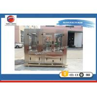 Quality Soft Drinks Carbonated Beverage Filling Machine Monobloc Machine 6000CPH for sale
