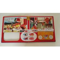 Buy ABS + CCNB 6 Button and  2 LED Module For Intellectual Baby Play A Sound Book at wholesale prices